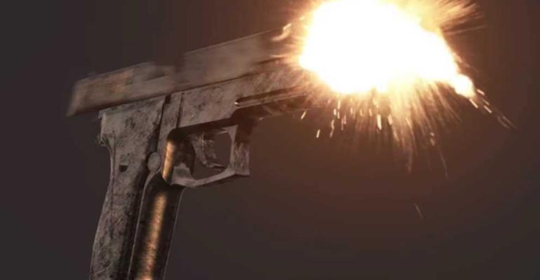 A/R: Lotto man shot dead