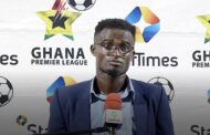 Ghana Premier League: It was a bad day against Hearts of Oak, says Techiman Eleven Wonders coach Ignatius Osei Fosu