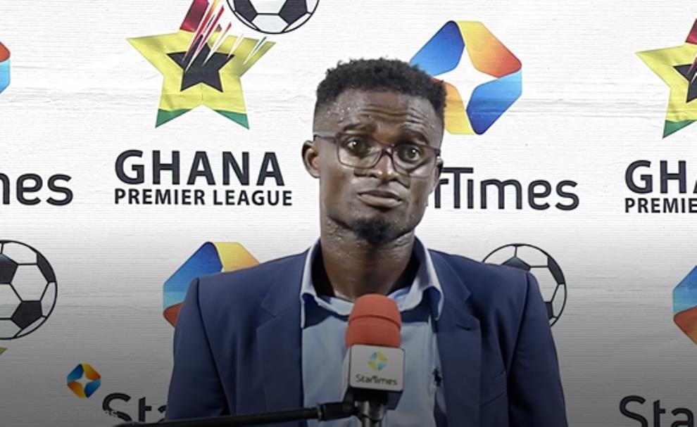 Ghana Premier League: It was a bad day against Hearts of Oak, says Techiman Eleven Wonders coach Ignatius Osei Fosu