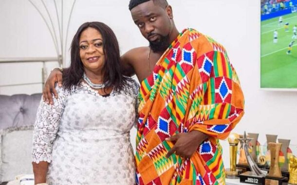 Check out as some Ghanaian celebrities hung out with their mothers on Mothers' Day