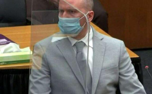 George Floyd murder: Derek Chauvin sentenced to 22 years, 6months