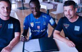 Ghana striker Raphael Dwamena joins Austrian side FC BW Linz