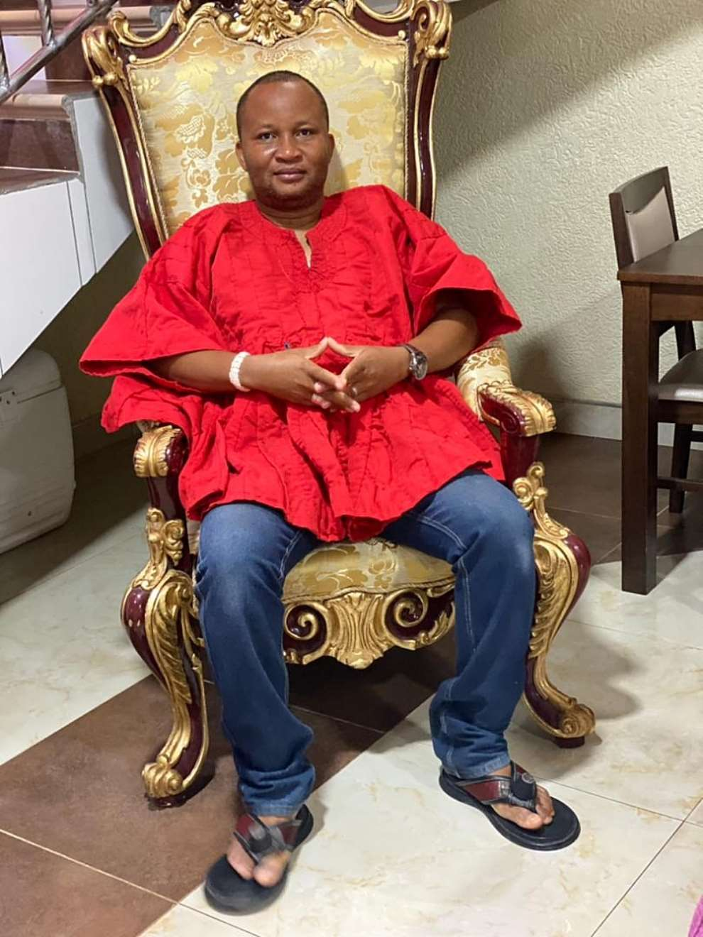 You've our support to make Accra clean — Sempe Akwashongtse to Henry Quartey